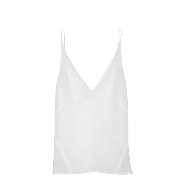 J Brand Lucy Organza Camisole