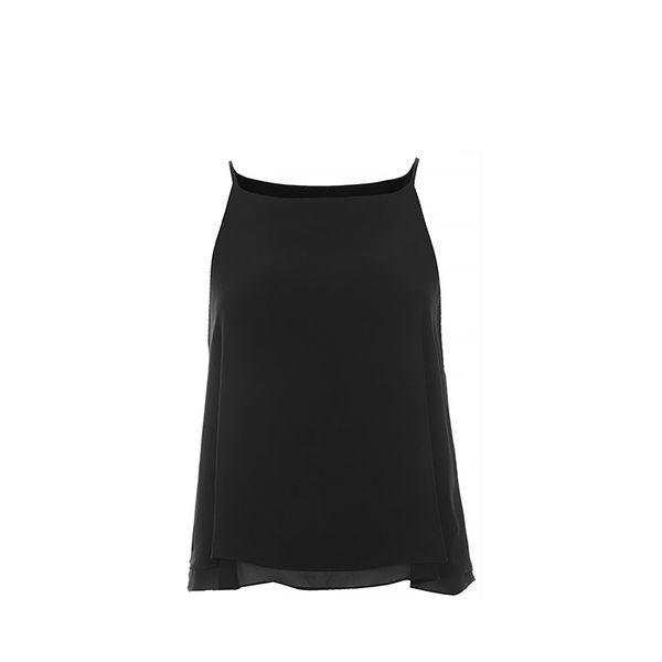 Topshop Double Layer Cami