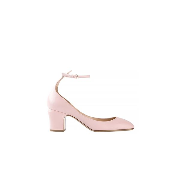 Valentino Garavani Mary Jane Style Pumps