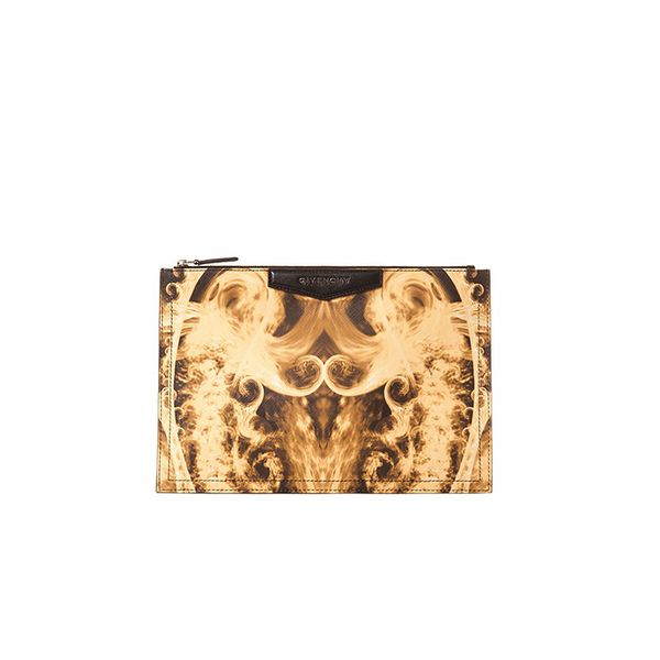 Givenchy Antigona Medium Flames Pouch