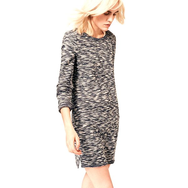 LOFT Lou & Grey Spacedye Shift Dress