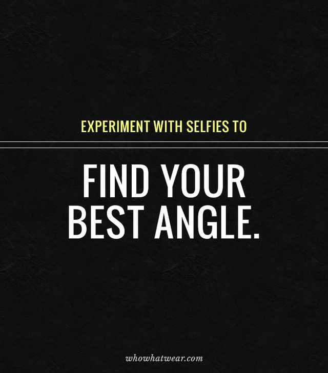 No shame here, it's all about finding what looks best for you!