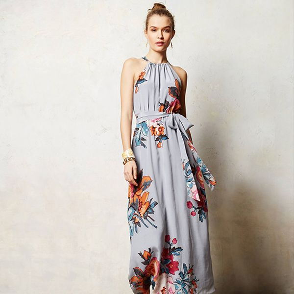 Leifsdottir Three-Act Maxi Dress