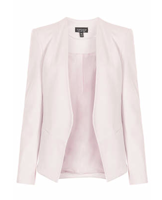 Topshop Slim Tailored Blazer