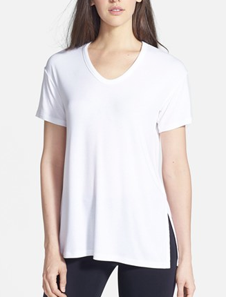 Theory Bluffton Ribbed Tee