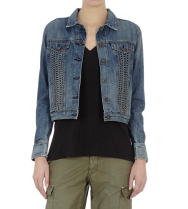 Rag & Bone Bonnaz Jean Jacket