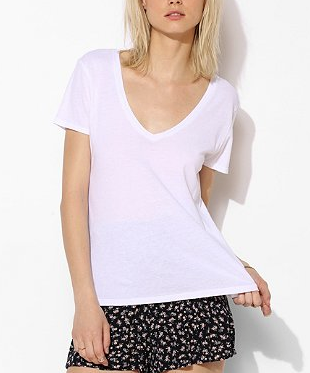 Project Social T Perfect V-Neck Tee