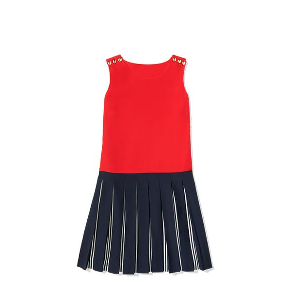To Tommy,Love Zooey Tennis Dress