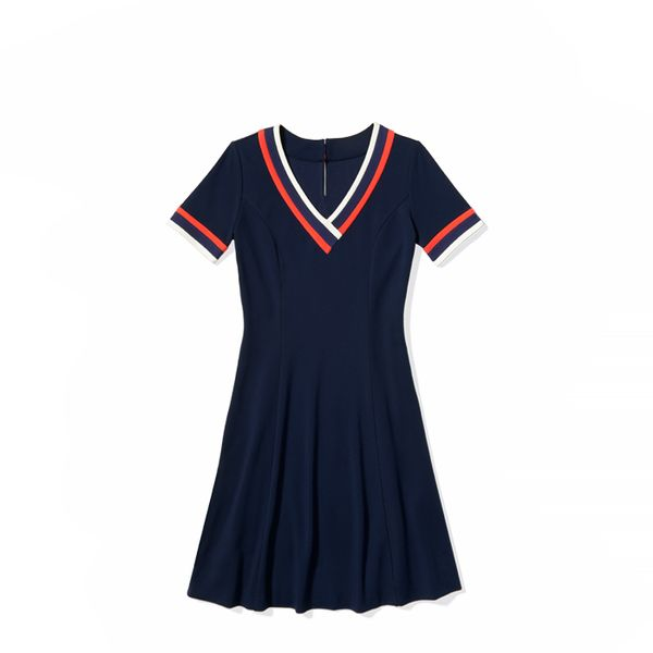 To Tommy,Love Zooey School Girl Dress
