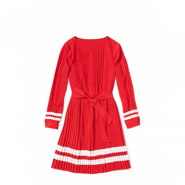 To Tommy,Love Zooey Pleated Dress