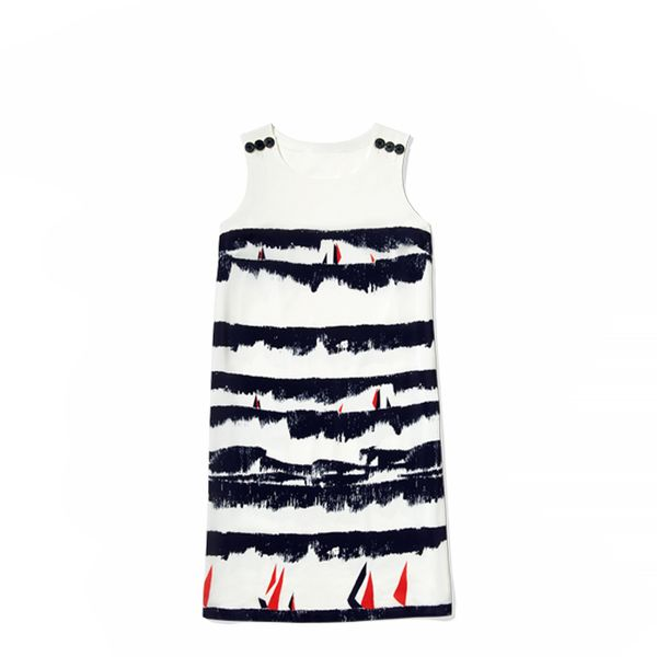To Tommy,Love Zooey Sailor Dress