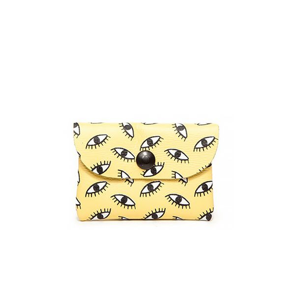 Falconwright Eyeball Print Cardholder