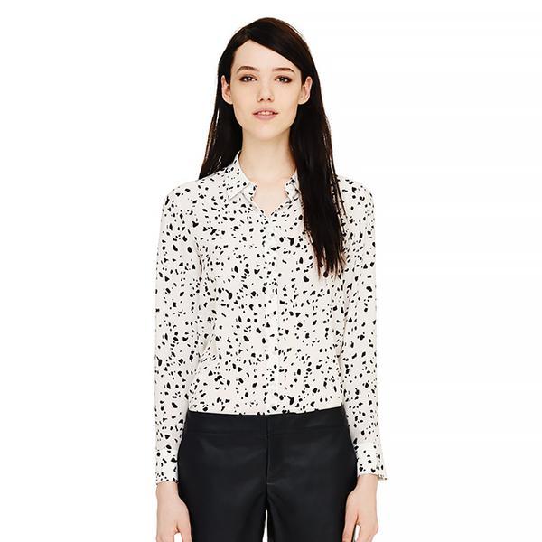 Club Monaco Diana Dalmatian Shirt