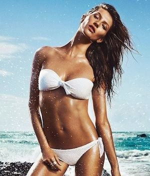 A First Look At Gisele's Sexy New H&M Summer 2014 Campaign