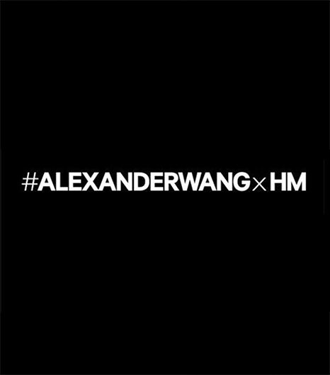 7 Reasons Why Alexander Wang Is The Perfect H&M Collaboration