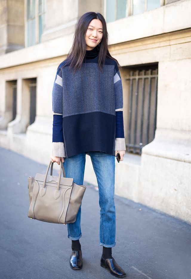 Tip of the Day: Cuffed Jeans