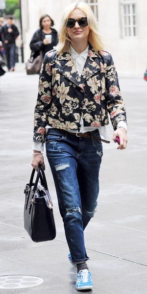 Fearne Cotton Steps Out In Our New Favorite Jacket