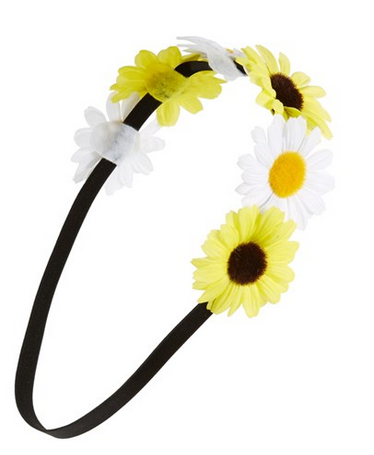 BP Daisy Headband