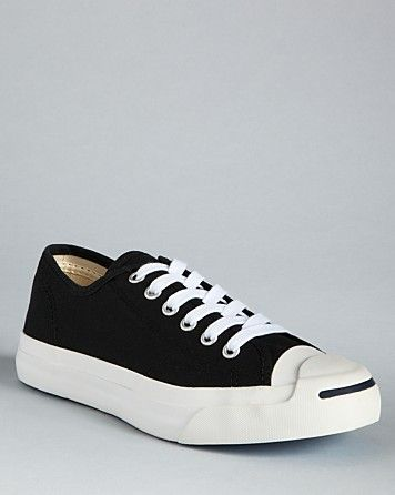Converse Jack Purcell Lace-Up Sneakers