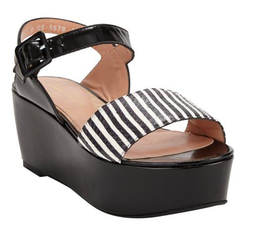 Robert Clergerie Fraks Platform Sandals