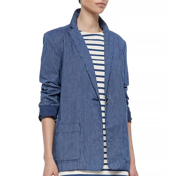 Marc by Marc Jamie Pinstripe Jacket