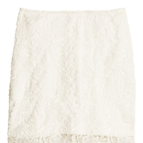H&M Lace Skirt