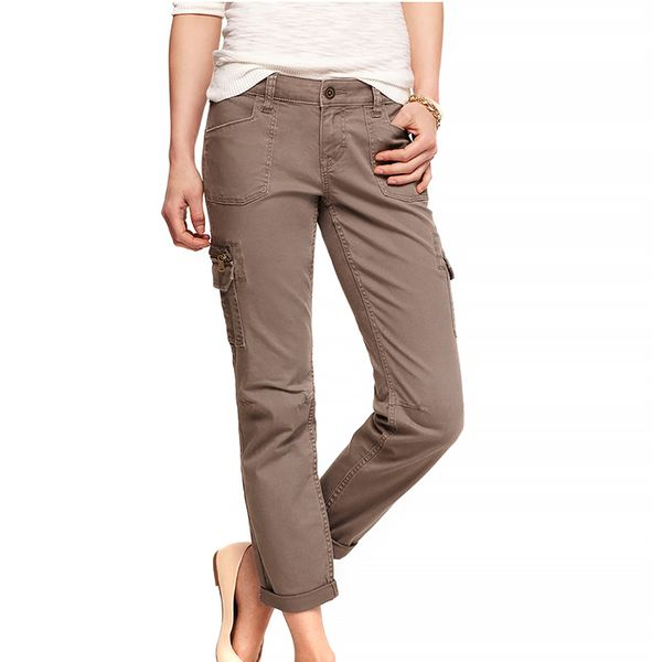 Express Skinny Cargo Ankle Pants