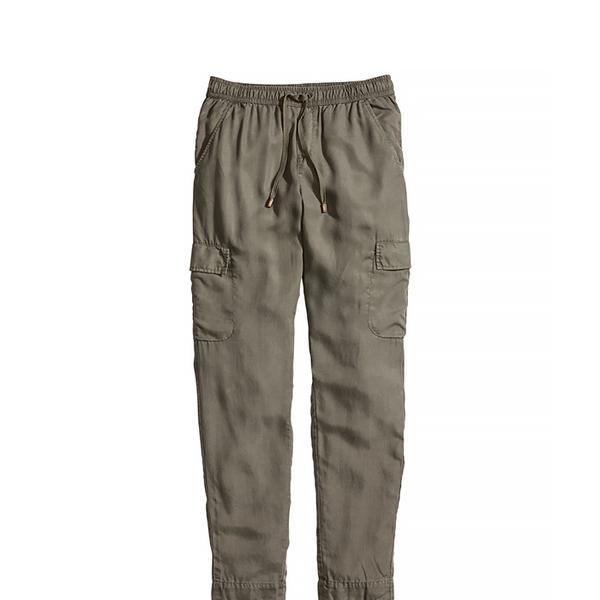 H&M Lyocell Cargo Pants
