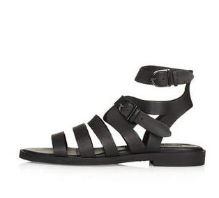 Topshop Frenzy Gladiator Sandals