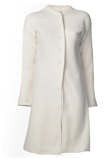 Dosa Single Breasted Coat