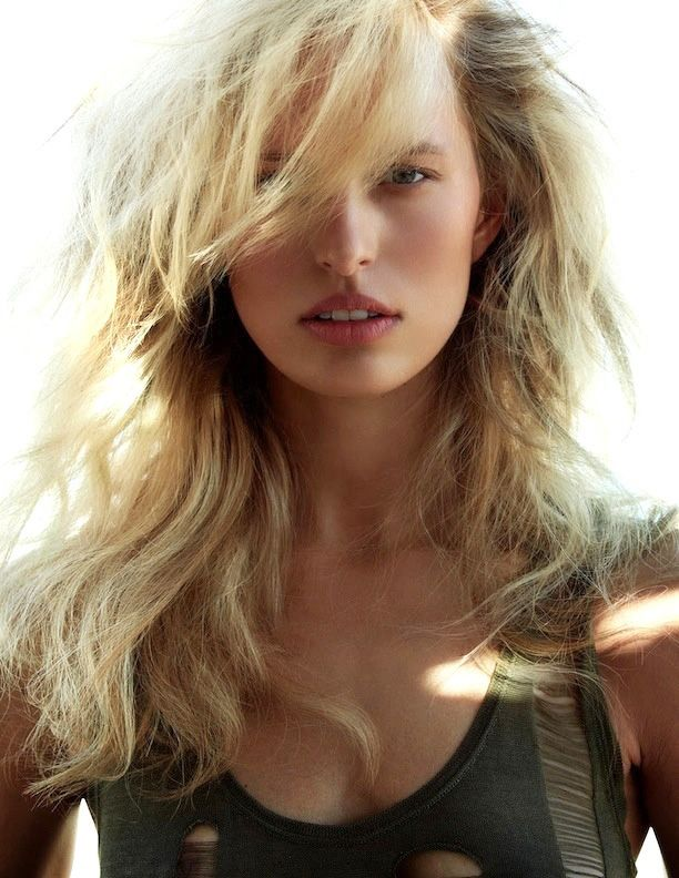 Karolina Kurkova Is A Beach Bombshell For Madame Figaro