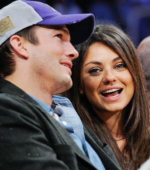 Links We Love: Ashton and Mila Reveal The Sex of Their Baby, & More