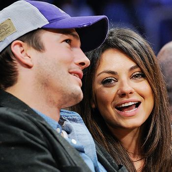 Links We Love: Ashton and Mila Reveal The Sex of Their B
