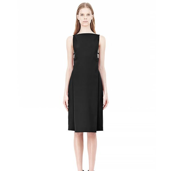 Alexander Wang Boat Neck Dress