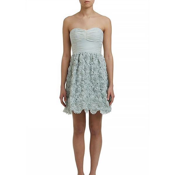 Nanette Lepore Exotic Bloom Dress