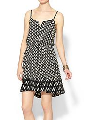 Collective Concepts Arrow Print Dress