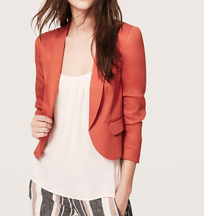 LOFT Soft Open Jacket