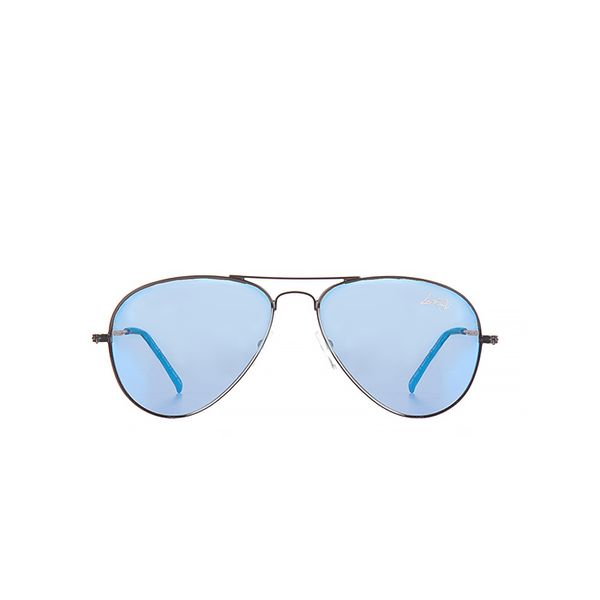 Lou Reed x Illesteva Aviator Sunglasses