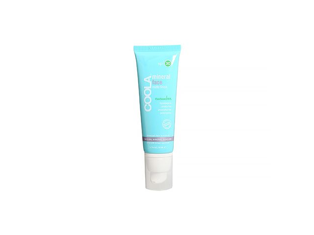 Coola Mineral Matte Finish Sunscreen