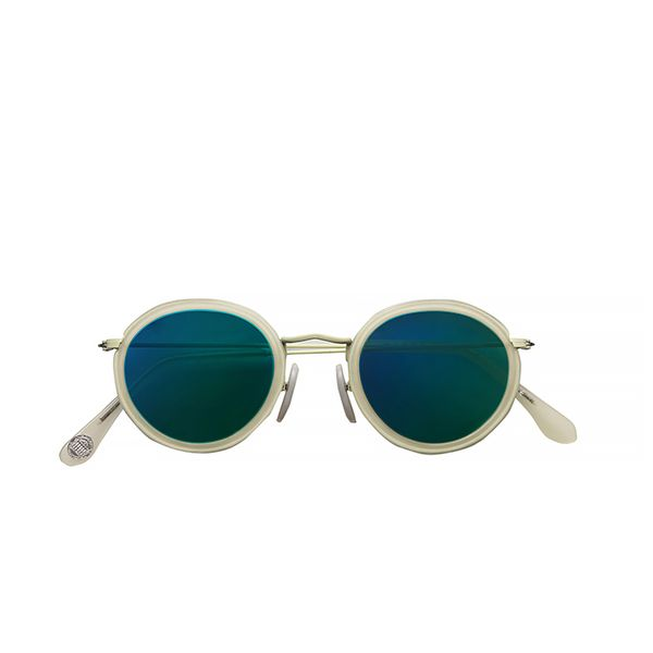 Acne Pascal Light Yellow Sunglasses