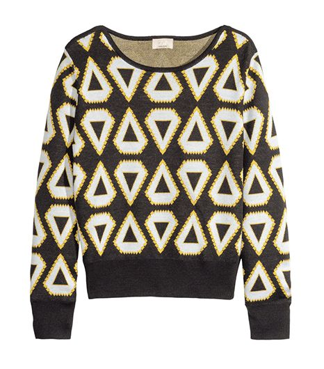 H&M Wool-Blend Sweater