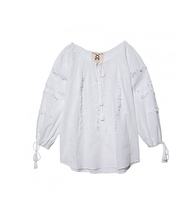 Figue Tasmeen Long Sleeve Top ($295)