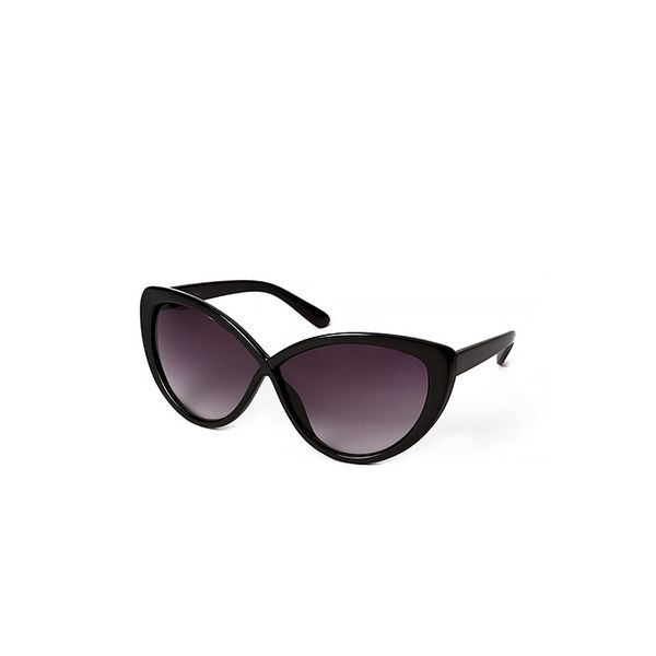 Forever 21 Old School Cat-Eye Sunglasses