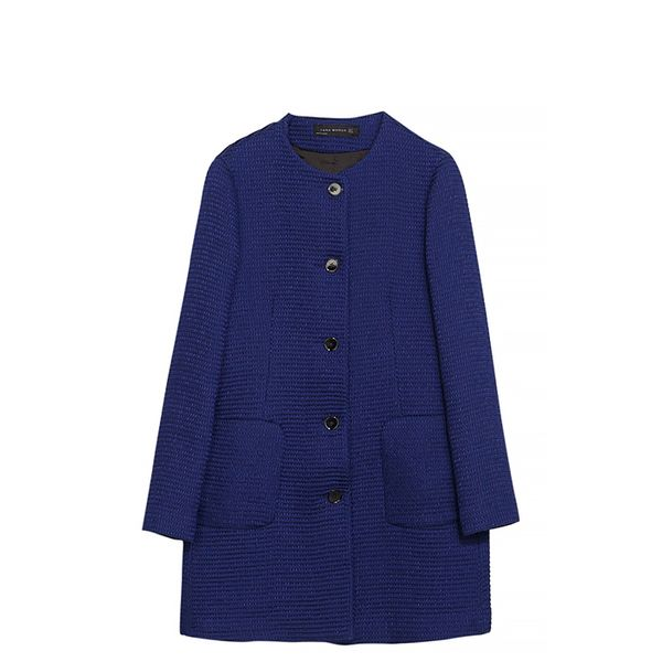 Zara Structured Coat