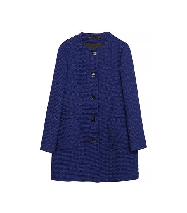 Zara Structured Coat ($179)