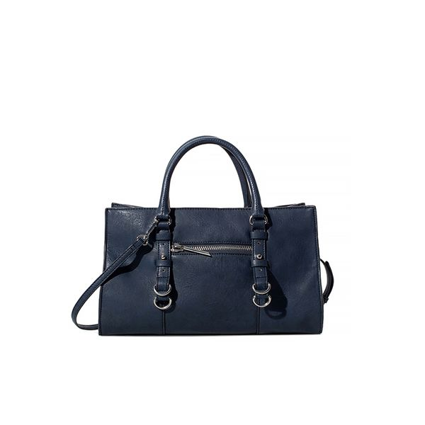 Zara Mini Shopper Bag With Rings