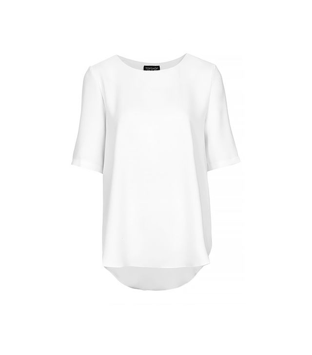 Topshop Split Side Tee ($72)