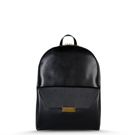 Stella McCartney Beckett Soft Faux-Leather Backpack
