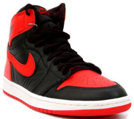Nike Air Jordan 1 High-Top Sneakers