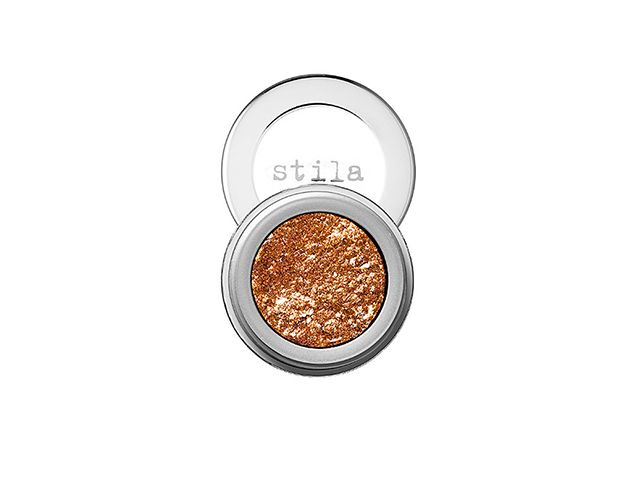 Stila Magnificent Metals Foil Finish Eye Shadow in Comex Copper